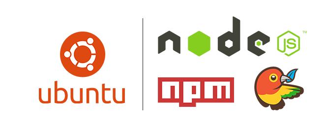 Ubuntu için Npm ve Bower kurulumu